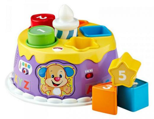 Развивающая игрушка Fisher Price Смейся и учись DYY06