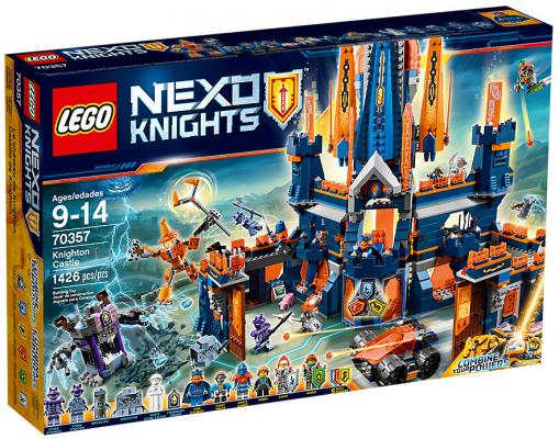 Конструктор LEGO Королевский замок Найтон 1426 элементов 70357