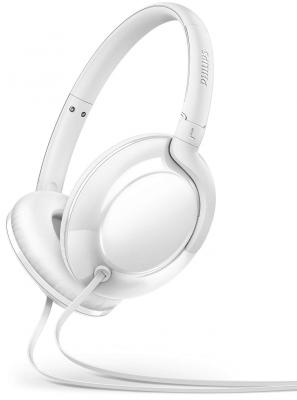 Наушники Philips SHL4600WT/00 белый наушники philips she8100bk 00 philips she3590pp