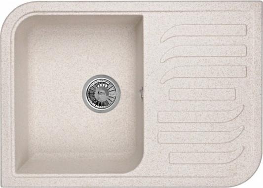 Мойка Weissgauff SOFTLINE 695 Eco Granit светло-бежевый  цена и фото