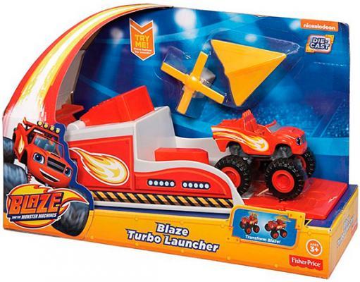 Игровой набор Barbie (Mattel) Вспыш и чудо-машинки - Вспыш с пусковым устройством