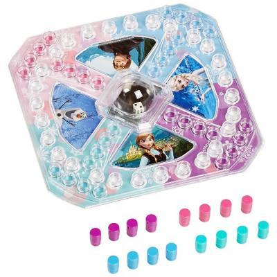 Настольная игра SPIN MASTER развивающая Холодное Сердце 6033079 игровые наборы профессия spin master тематическая игра spin master шпионский микрофон
