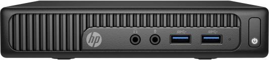 HP 260 G2 DM Intel Core i3 6100U(2.3Ghz)/8192Mb/256SSDGb/BT/WiFi/war 1y/W10Pro