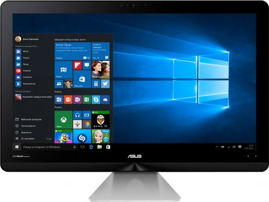 Моноблок 24 ASUS ZEN ZN241ICGK-RA006T 1920 x 1080 Intel Core i3-7100U 4Gb 1 Tb nVidia GeForce GT 940МХ 2048 Мб Windows 10 серый 90PT01V1-M00210