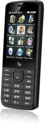 """Мобильный телефон Fly Muze C3 черный 2.8"""" 32 Мб 3 симкарты"""