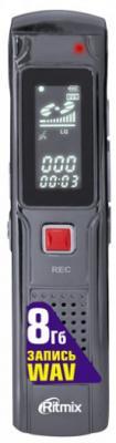 Цифровой диктофон Ritmix RR-110 8Гб черный asus vivo aio v230ic нет черный 8гб 2000гб черный 8гб 2000гб черный 8гб 2000гб intel core i7