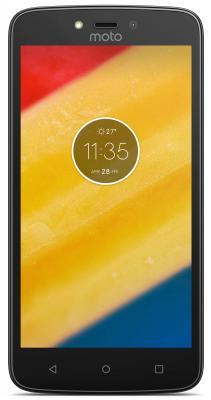 Смартфон Motorola Moto C Plus красный 5 16 Гб LTE Wi-Fi GPS 3G XT1723 смартфон asus zenfone live zb501kl золотистый 5 32 гб lte wi fi gps 3g 90ak0072 m00140