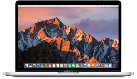 Ноутбук Apple MacBook Pro 13.3 2560x1600 Intel Core i5 256 Gb 8Gb Intel Iris Plus Graphics 640 серебристый macOS MPXU2RU/A ноутбук apple macbook pro 15 4