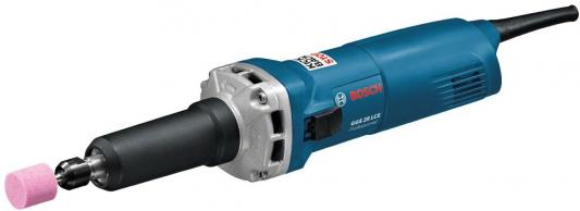 Прямая шлифмашина Bosch GGS 28 LCE 650 Вт рубанок электрический gho 6500 650 вт 82 мм bosch
