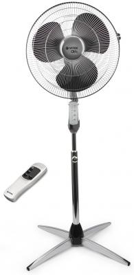 Вентилятор напольный Vitek VT-1905 CH 55 Вт металлик