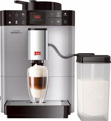 Кофемашина Melitta Caffeo F 580-100 Varianza CSP черный цена