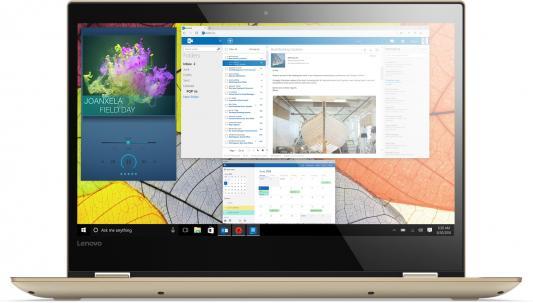 """все цены на Ноутбук Lenovo Yoga 520-14IKB 14"""" 1920x1080 Intel Core i5-7200U 80X8001WRK онлайн"""