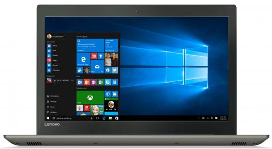 Ноутбук Lenovo IdeaPad 520-15IKB 15.6 1920x1080 Intel Core i5-7200U 80YL001URK ноутбук lenovo ideapad 520 15ikb 80yl001urk 80yl001urk