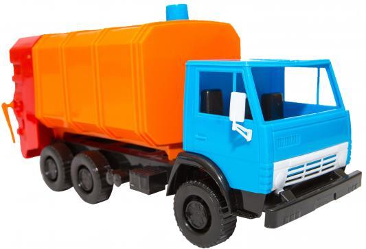 Мусоровоз Orion Мусоросборник 405 разноцветный в ассортименте мусоровоз лена 3х осный 23 см разноцветный 8812