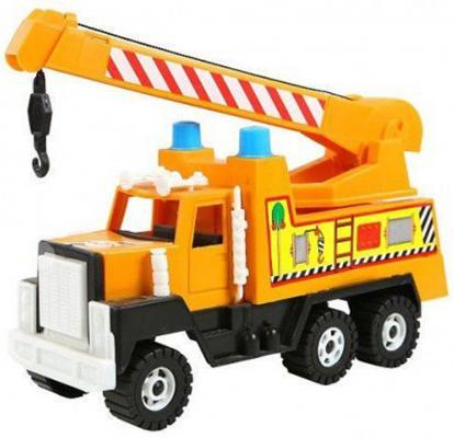 Кран Orion Камакс - Кран оранжевый машина orion toys камакс автокран 238