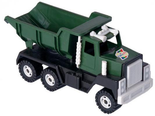 Самосвал Orion Камакс №1 военный 115А зеленый машина orion toys камакс автокран 238
