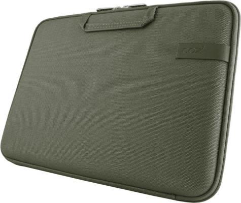 Сумка для ноутбука MacBook Pro 15 Cozistyle Smart Sleeve Canvas зеленый