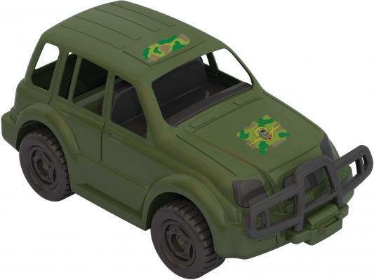 Джип Нордпласт Армейский 255 зеленый
