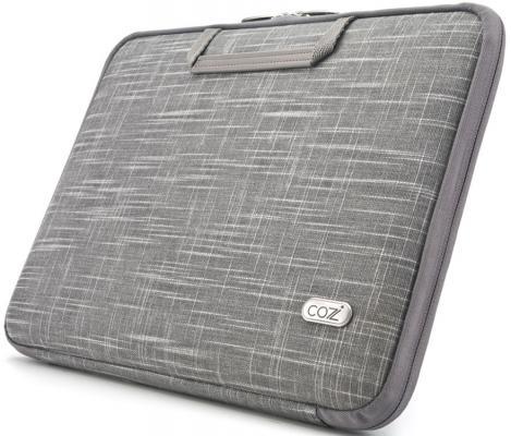 Сумка для ноутбука MacBook Pro 15 Cozistyle Linen Smart Sleeve CSLNC1502 серый