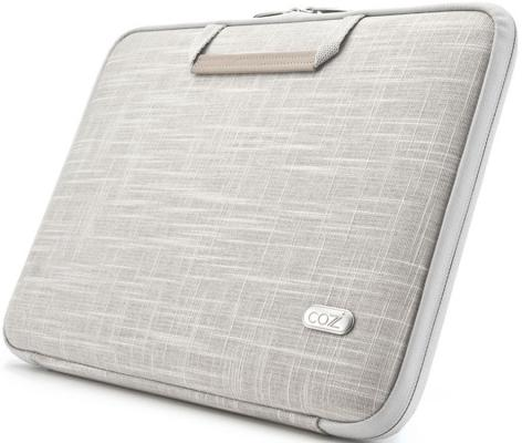 Сумка для ноутбука MacBook Air 11 Cozistyle Linen SmartSleeve полиэстер ткань белый CSLNC1101