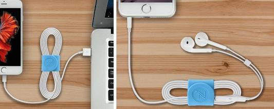 все цены на Футляр Универсальная Cozistyle Smart Travel Kit поли ткань синий онлайн