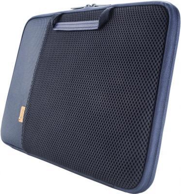 Сумка для ноутбука 13 Cozistyle Aria Smart Sleeve CASMS1302 кожа синий сумка для ноутбука 13 cozistyle smart sleeve хлопок кожа синий ccnr1302
