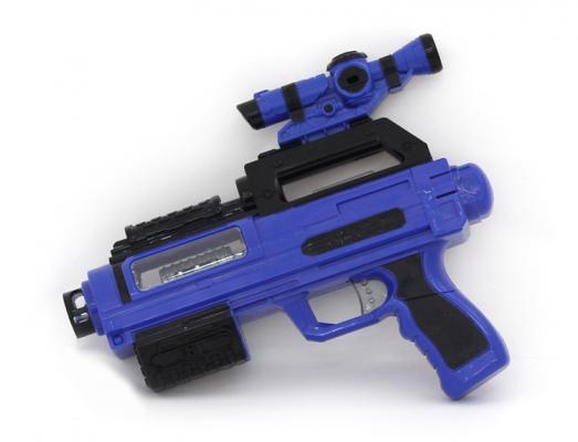 Бластер BeBoy 6908801005221 черный синий
