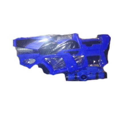 Бластер BeBoy 6908801005214 черный синий машинки hti паровозик roadsterz синий с вагоном звуковыми и световыми эффектами