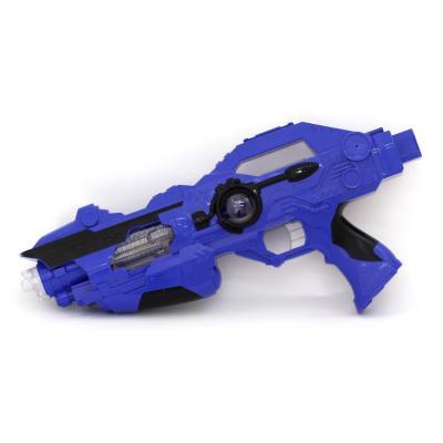 Бластер BeBoy 6908801005252 синий машинки hti паровозик roadsterz синий с вагоном звуковыми и световыми эффектами