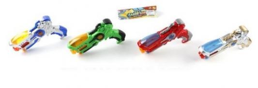 Бластер Shantou Gepai 6927714490139 цвет в ассортименте shantou gepai игрушка пластм касса электронная продукты сканер shantou gepai
