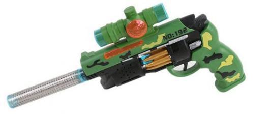 Пистолет Shantou Gepai 192 зеленый