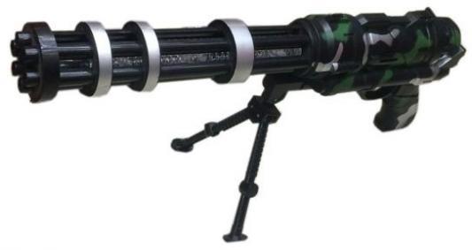 Оружие Shantou Gepai Пулемет 635692 черный автомат пулемет 1toy т58356 камуфляж