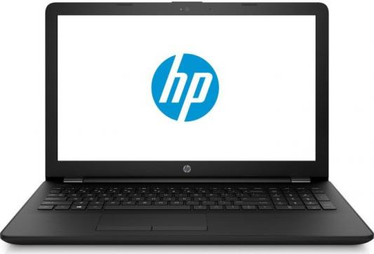 "Ноутбук HP 15-bs007ur 15.6"" 1366x768 Intel Celeron-N3060 1ZJ73EA"