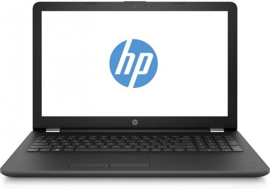 Ноутбук HP 15-bs057ur 15.6 1366x768 Intel Core i3-6006U 1VH55EA ноутбук hp 15 bs027ur 1zj93ea core i3 6006u 4gb 500gb 15 6 dvd dos black