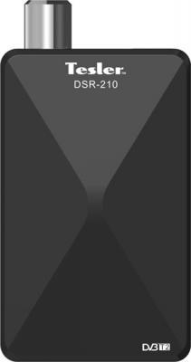 Тюнер цифровой DVB-T2 TESLER DSR-210 цена и фото