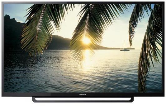 Телевизор SONY KDL-40RE353 черный hydoba i ojirenie v ravnoi stepeni privodiat k depressii