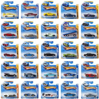 Машинка Hot Wheels (Mattel) Hot Wheels 5785 в ассортименте