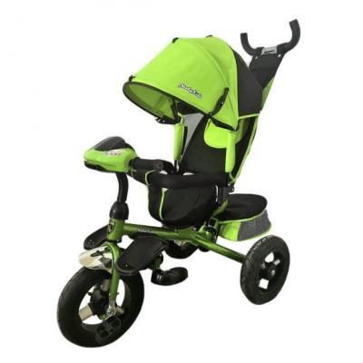 Велосипед Moby Kids Comfort-Ultra 12*/10* зеленый moby kids для прыжков со звуком красный