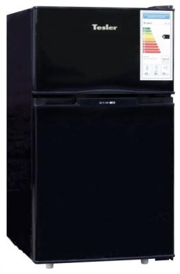 Холодильник TESLER RCT-100 черный