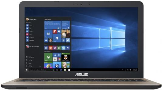 Ноутбук ASUS X540LJ 15 1366x768 Intel Core i5-5200U 90NB0B11-M11760 ноутбук asus x540lj xx011d 90nb0b11 m01470
