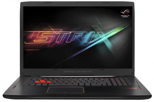 Ноутбук ASUS ROG GL702VM-GC364T 17.3 1920x1080 Intel Core i5-7300HQ 90NB0DQ1-M05120 ноутбук asus rog gl502vm