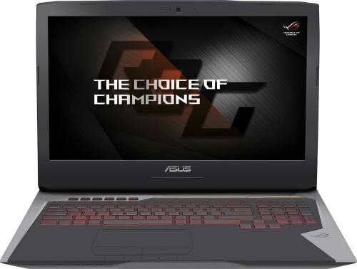 Ноутбук ASUS ROG G752VS-BA484T 17.3 1920x1080 Intel Core i7-7820HK 90NB0D71-M06930 asus rog g752vs
