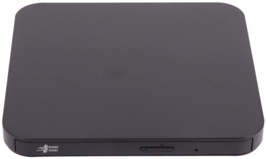 Внешний привод DVD±RW LG GP95NB70 USB 2.0 черный Retail цена 2017