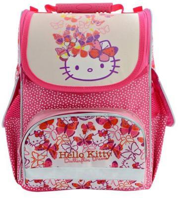 Ранец ортопедический Action! Hello Kitty 11 л розовый HKO-ASB4000/1set chicco набор детская расческа и щетка с натуральными щетинками голубой
