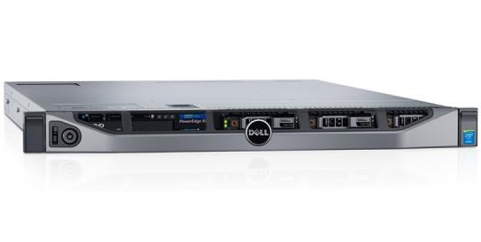 Сервер Dell PowerEdge R630 210-ACXS-214 сервер dell poweredge r630 210 acxs 121 210 acxs 121