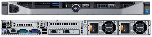 Сервер Dell PowerEdge R630 210-ACXS-216 сервер dell poweredge r630 210 acxs 121 210 acxs 121