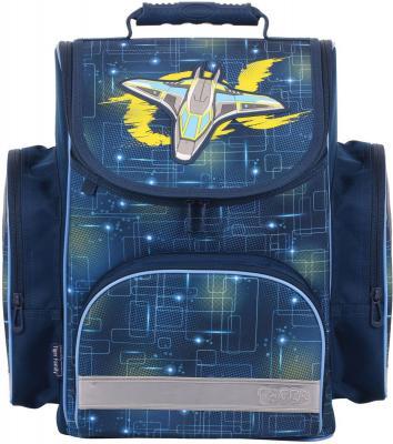 Ранец с анатомической спинкой Tiger Enterprise SCHOLAR COLLECTION 1731/B/TG 18 л синий ранец с анатомической спинкой tiger enterprise joy collection 3901 tg в ассортименте