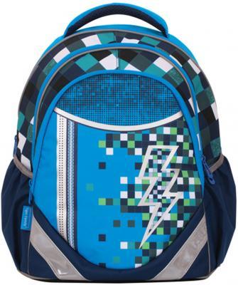 Рюкзак с анатомической спинкой Tiger Enterprise CHAMP LIGHTNING SPEED 21 л синий рисунок 1738/А/TG
