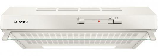 Вытяжка встраиваемая Bosch DHU642U белый