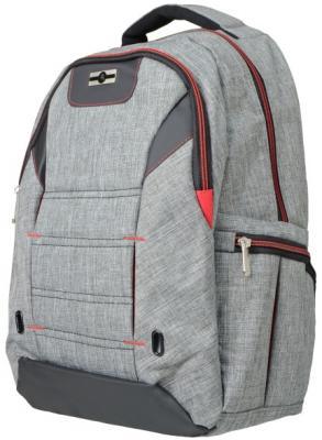 Городской рюкзак Action! AB11130 серый рюкзак городской нейлон power in eavas 9065 blue в киеве